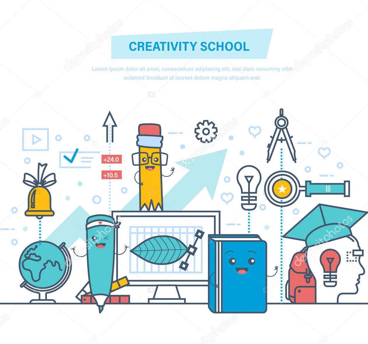 Школа и творчество