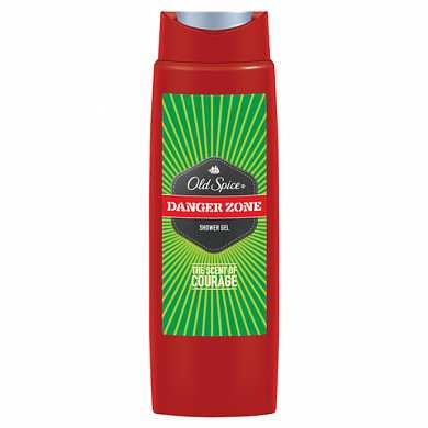 "Гель для душа 250 мл, OLD SPICE (Олд Спайс) ""Danger Zone"", OS-81554171 (арт. 603275)"