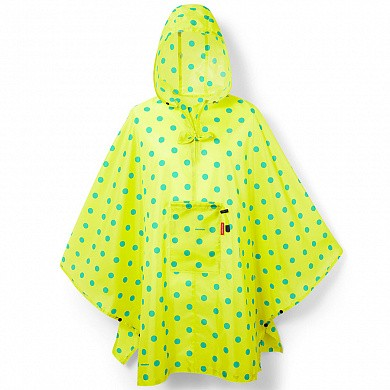 Дождевик Mini maxi lemon dots (арт. AN2025)