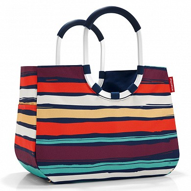 Сумка Loopshopper l artist stripes (арт. OR3058)