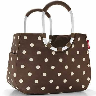 Сумка Loopshopper l mocha dots (арт. OR6018)