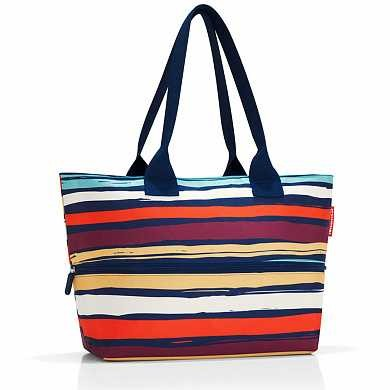 Сумка Shopper e1 artist stripes (арт. RJ3058)