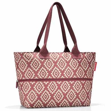 Сумка Shopper e1 diamonds rouge (арт. RJ3065)